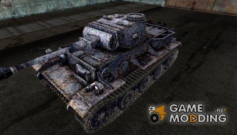 Шкурка для VK3601(H) для World of Tanks