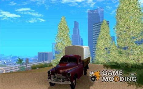 ГАЗ M-20 Победа PickUp для GTA San Andreas