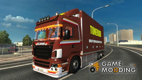 Scania Tonerud для Euro Truck Simulator 2
