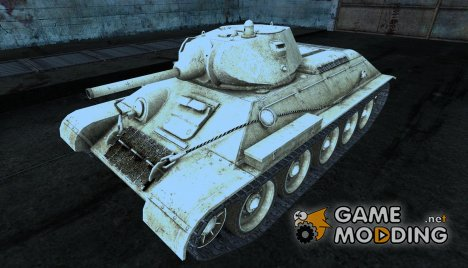 T-34 22 for World of Tanks