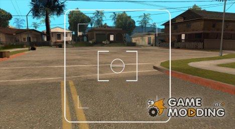 Видоискатель камеры из Mobile-версии for GTA San Andreas