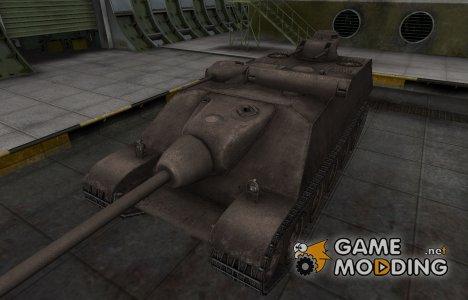 Перекрашенный французкий скин для AMX AC Mle. 1948 for World of Tanks
