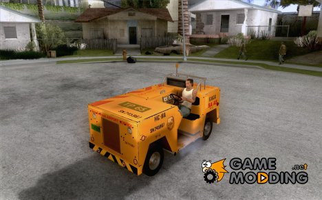 Airport Service Vehicle для GTA San Andreas