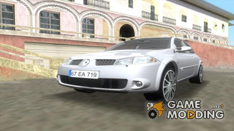 Renault Megane Sport for GTA Vice City