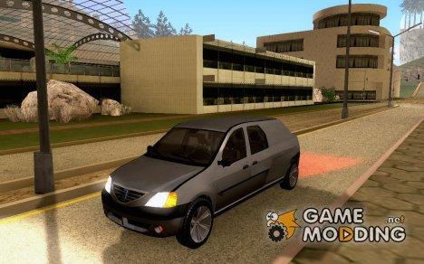 Dacia Logan Diver for GTA San Andreas