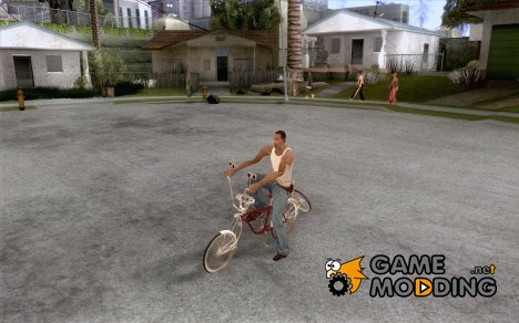 Low Rider Bike for GTA San Andreas