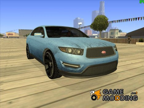 Elegant GTA V ImVehFt for GTA San Andreas