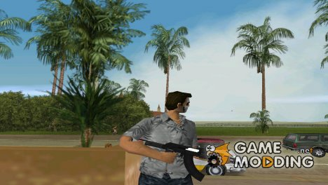 Assault Rifle из GTA V for GTA Vice City