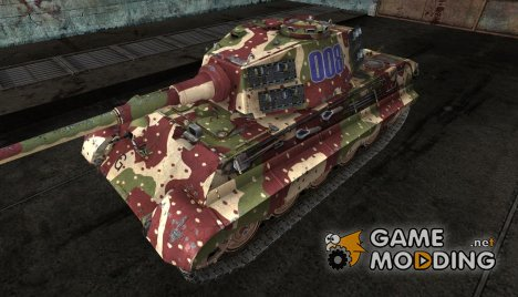 PzKpfw VIB Tiger II от KRENDEL2 для World of Tanks