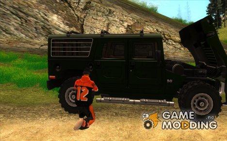 Жизненная ситуация 5.0 for GTA San Andreas