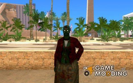 Zombie Skin - bfost for GTA San Andreas