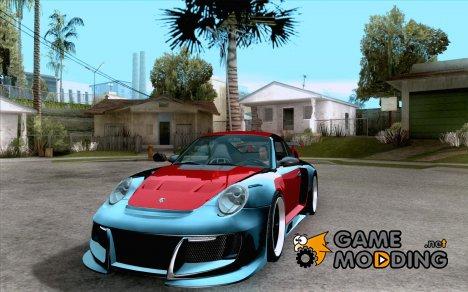 Porsche 911 GT2 NFS Undercover for GTA San Andreas