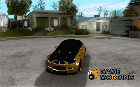 BMW M3 E92 Drift Version для GTA San Andreas