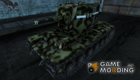 Шкурка для КВ-2 для World of Tanks
