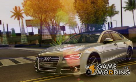 Audi A7 for GTA San Andreas
