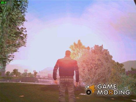 Новые эффекты for GTA 3