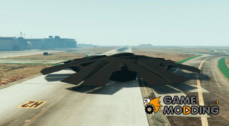 Stealth UFO 1.0 BETA for GTA 5