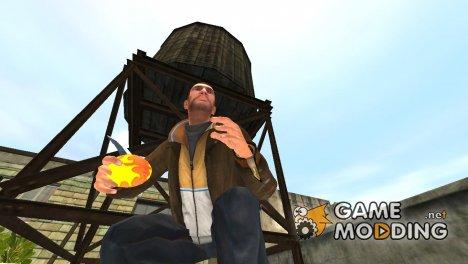 Граната для GTA 4