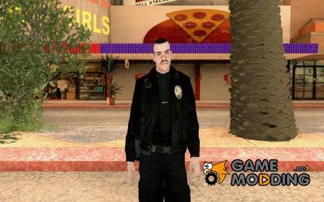 Скин на замену swat для GTA San Andreas