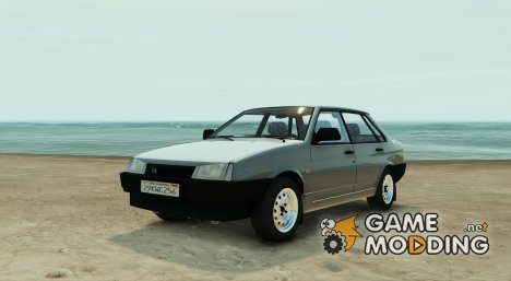 ВАЗ 21099 v3 for GTA 5