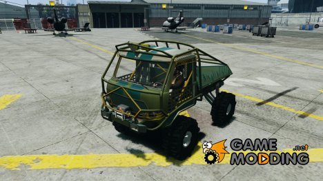 УАЗ Прототип Голиаф for GTA 4