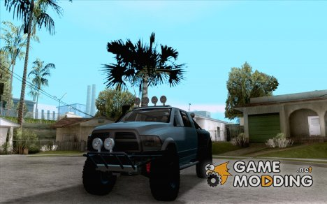 Dodge Ram All Terrain Carryer для GTA San Andreas