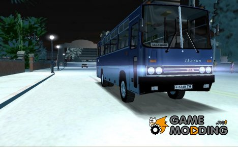 Ikarus 255 for GTA Vice City