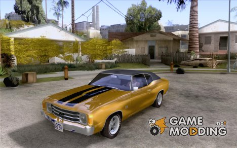 Chevrolet Chevelle SS 1972 for GTA San Andreas
