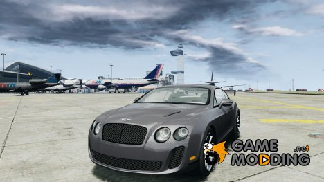 Bentley Continental SS v2.1 для GTA 4