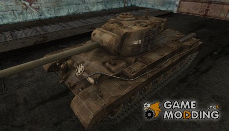 Шкурка для Т32 for World of Tanks