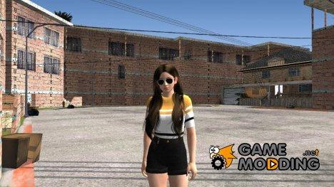 Трущобы на Гроув-стрит for GTA San Andreas