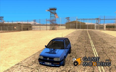 Volkswagen Golf 3 для GTA San Andreas