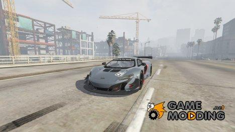 McLaren 650S GT3 1.07 for GTA 5