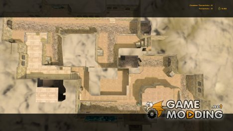 de_dust2x2 for Counter-Strike 1.6