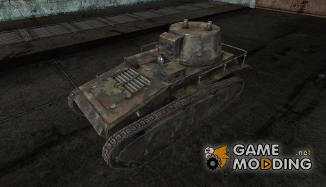 Leichtetraktor для World of Tanks