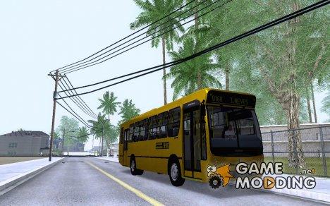 INDUSCAR CAIO Apache Vip Volksbus for GTA San Andreas