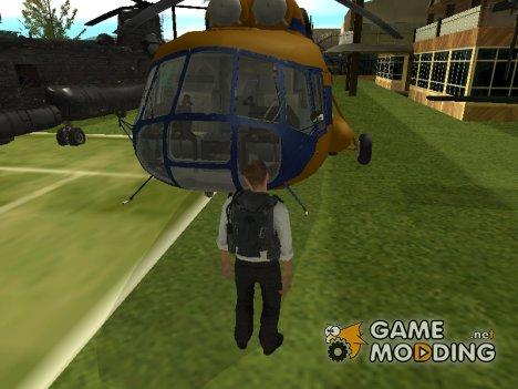 Новый пак вертолётов for GTA San Andreas