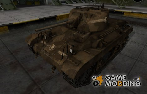 Скин в стиле C&C GDI для M22 Locust for World of Tanks