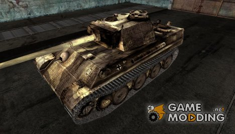 PzKpfw V Panther 21 for World of Tanks