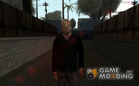 Jason Voorhees v.5 для GTA San Andreas
