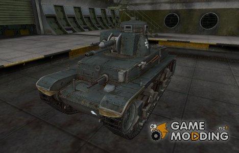 Исторический камуфляж PzKpfw 35 (t) для World of Tanks