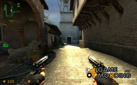 slayer's crome elites для Counter-Strike Source