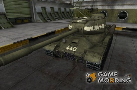 Шкурка для IS-2 для World of Tanks