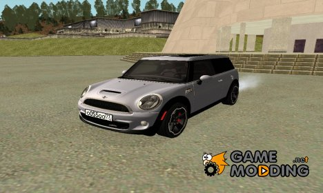 Mini Cooper Clubman JCW for GTA San Andreas
