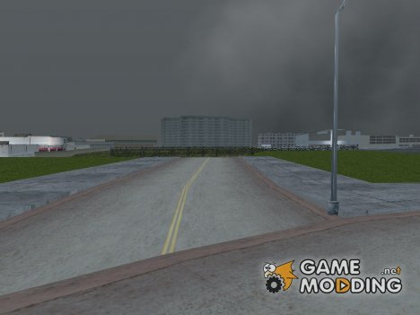 New Airport Road - Like A VCS для GTA Vice City
