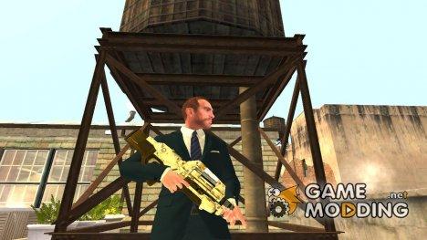 M-96 Mattock for GTA 4