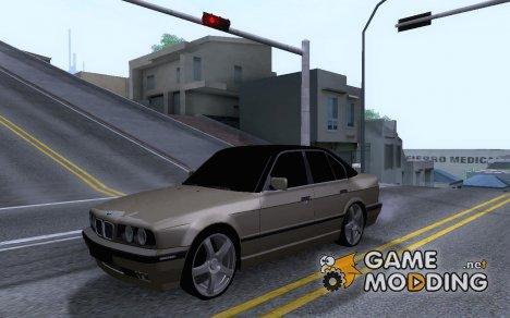 BMW 540i E34 для GTA San Andreas