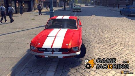 1967 Shelby GT500 v1.0 для Mafia II