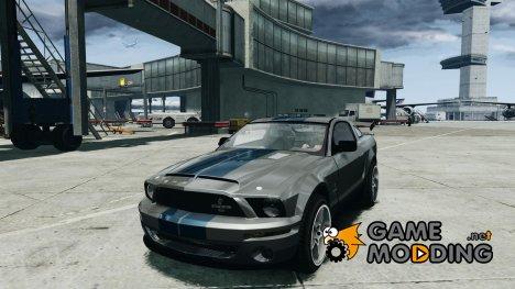 Shelby GT500kr для GTA 4
