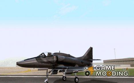 McDonnell Douglas A-4AR Fightinghawk for GTA San Andreas